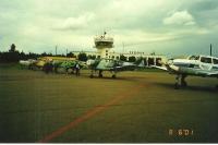 Первая посадка в Витебске - это наши ворота на вылет из Державы...