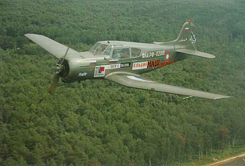 ЯК-18Т ФЛА РФ-02016