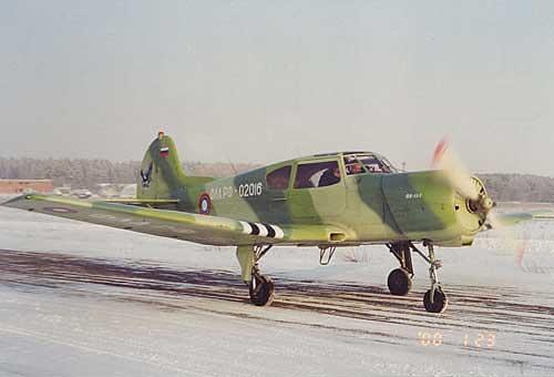 зимние полёты