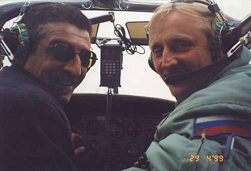 Давид Кеосаян и Александр Маркалов